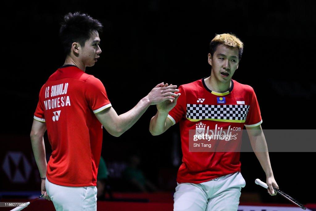 Fuzhou China Open 2019 - HSBC BWF World Tour Super 750 - Day 4 : News Photo