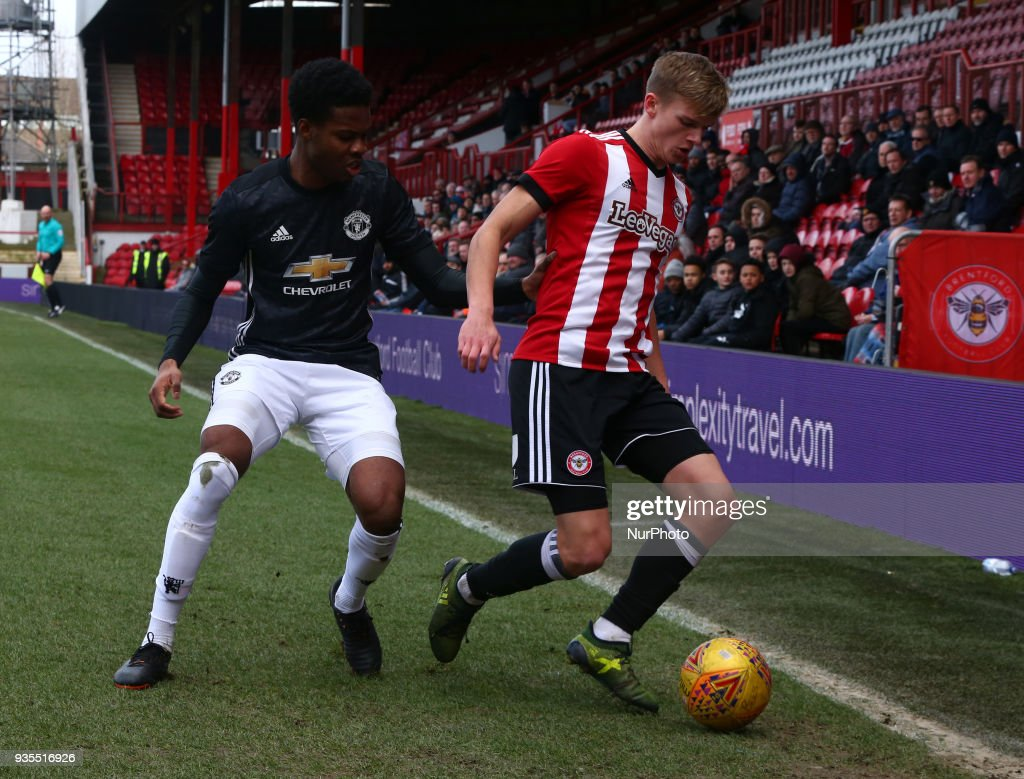 Brentford FC v Manchester United - U23 Friendly Match