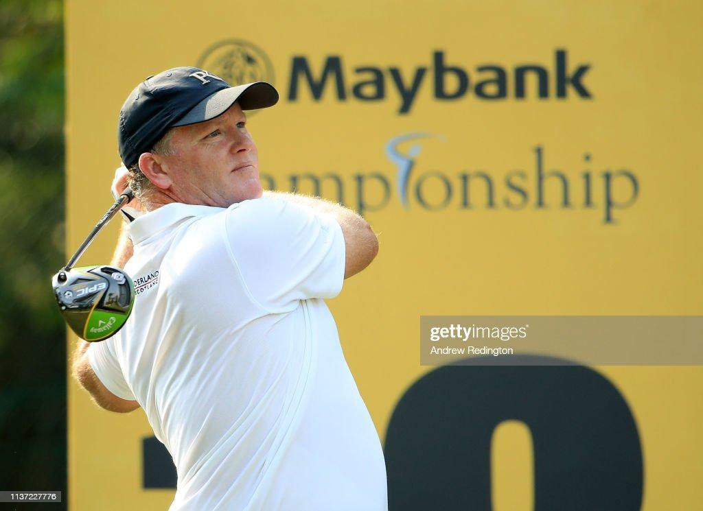 Maybank Championship - Day One : News Photo