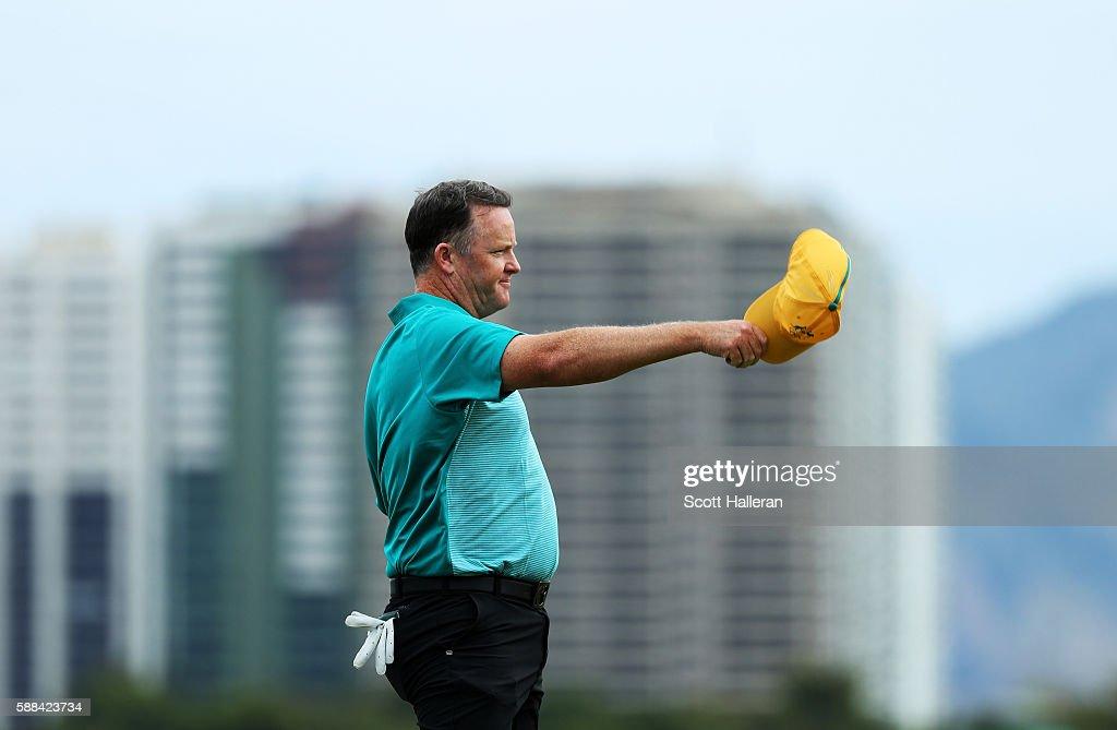 Golf - Olympics: Day 6