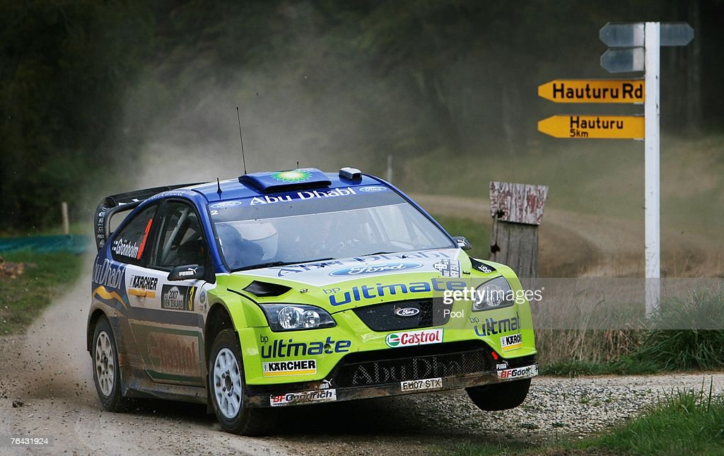 Rally Of New Zealand - Leg 1