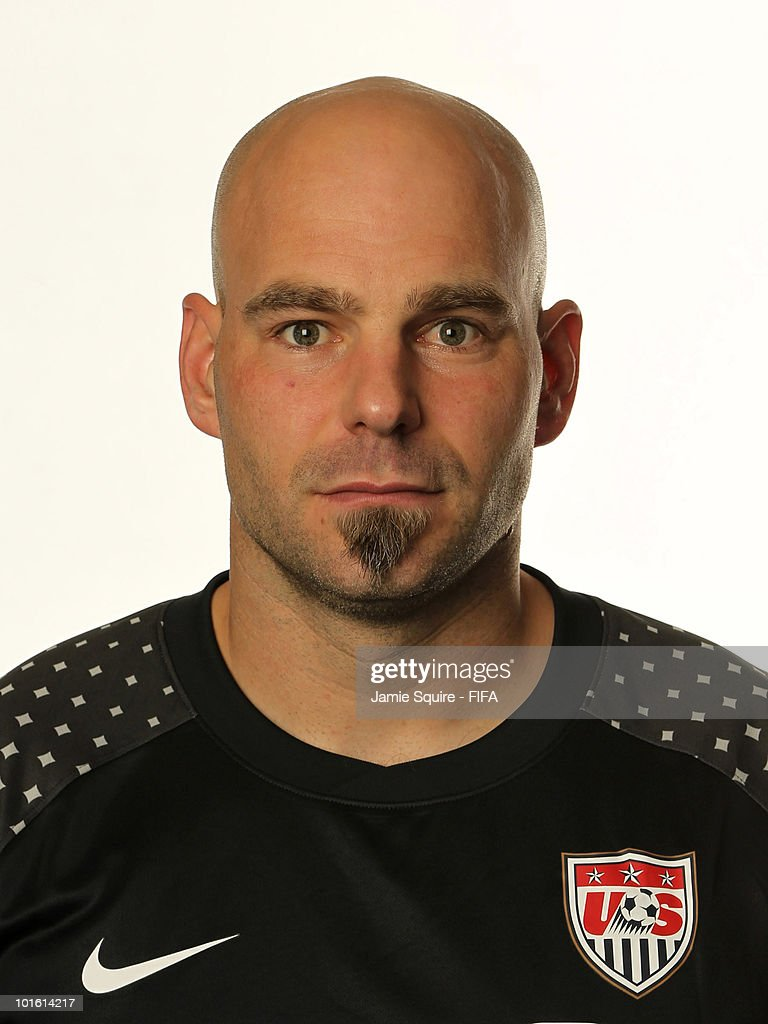 Marcus Hahnemann of USA poses during the official FIFA World Cup 2010 portrait session on June 3, 2010 in Centurion, South Africa.