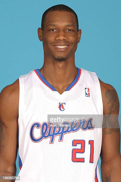 Marcus Hubbard of the Los Angeles Clippers poses for a photo during Media Day at the Clippers Training Center on December 13 2011 in Playa Vista...