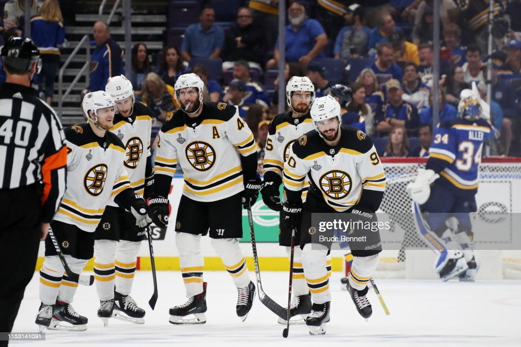 2019 NHL Stanley Cup Final - Game Three : News Photo
