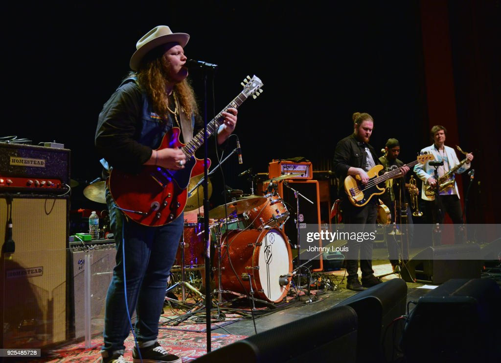 JJ Grey & Mofro With North Mississippi Allstars and The Marcus King Band : News Photo