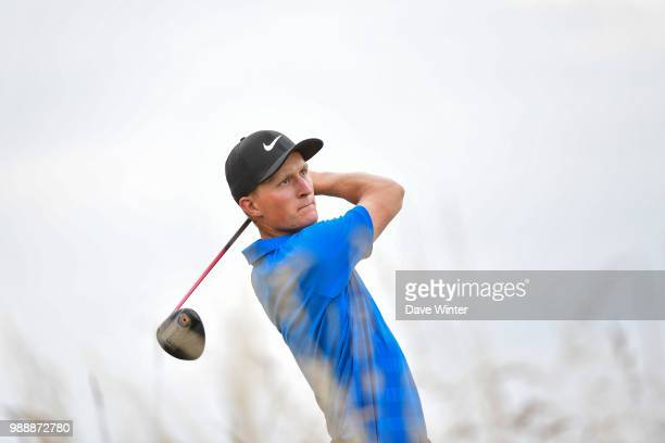 Marcus KINHULT of Sweden during the HNA French Open on July 1 2018 in SaintQuentinenYvelines France