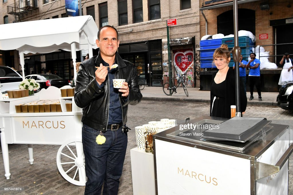MARCUS Meatpacking Grand Opening Event : News Photo