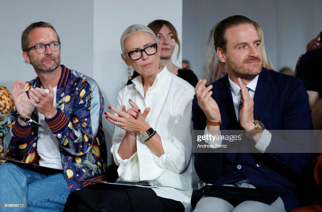 'Designer for Tomorrow' Hosted By Stella McCartney Award Show - Mercedes-Benz Fashion Week Berlin Spring/Summer 2018