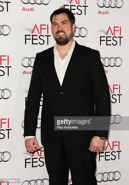 Marcus Luttrell attends the screening of Lone Survivor at AFI FEST 2013 at the TCL Chinese Theatre on November 12 2013 in Hollywood California