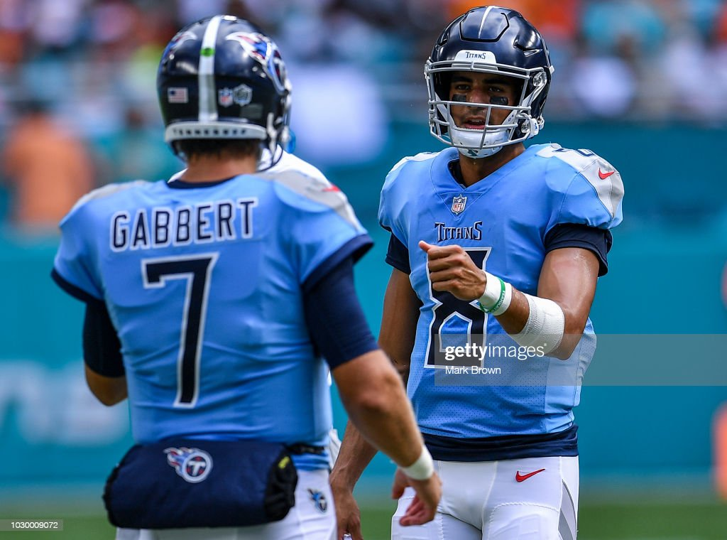 Tennessee Titans v Miami Dolphins : News Photo