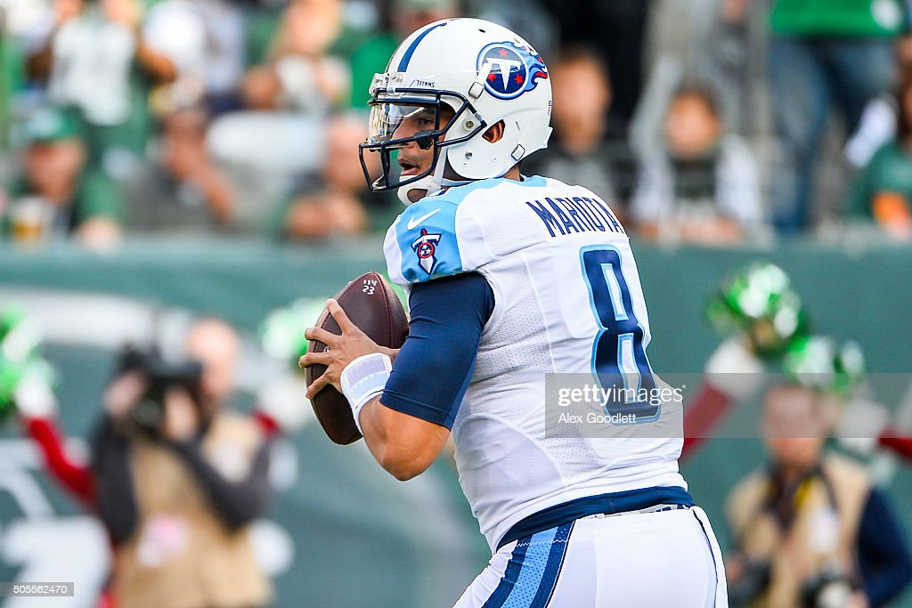 Tennessee Titans v New York Jets : News Photo