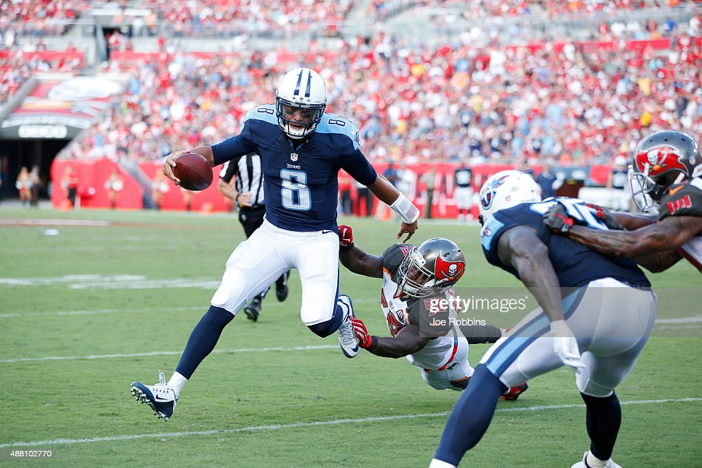 Tennessee Titans v Tampa Bay Buccaneers : News Photo