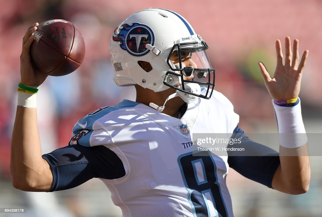 Tennessee Titans v San Francisco 49ers