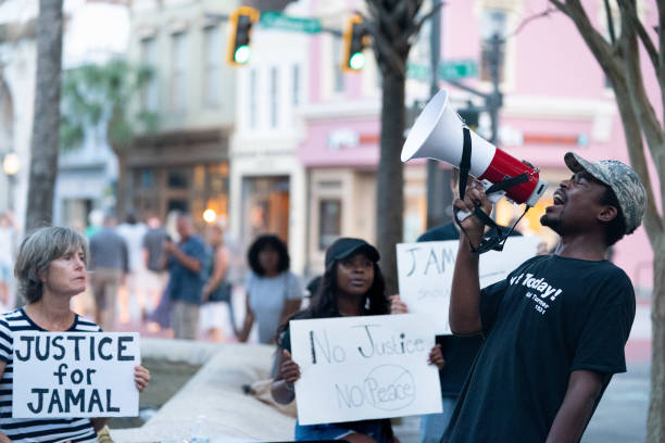 SC: Protest Held After No Charges Are Filed In Death Of Jamal Sutherland
