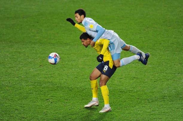 GBR: Oxford United v Ipswich Town - Sky Bet League One