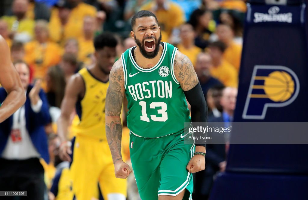 Boston Celtics v Indiana Pacers - Game Four : News Photo