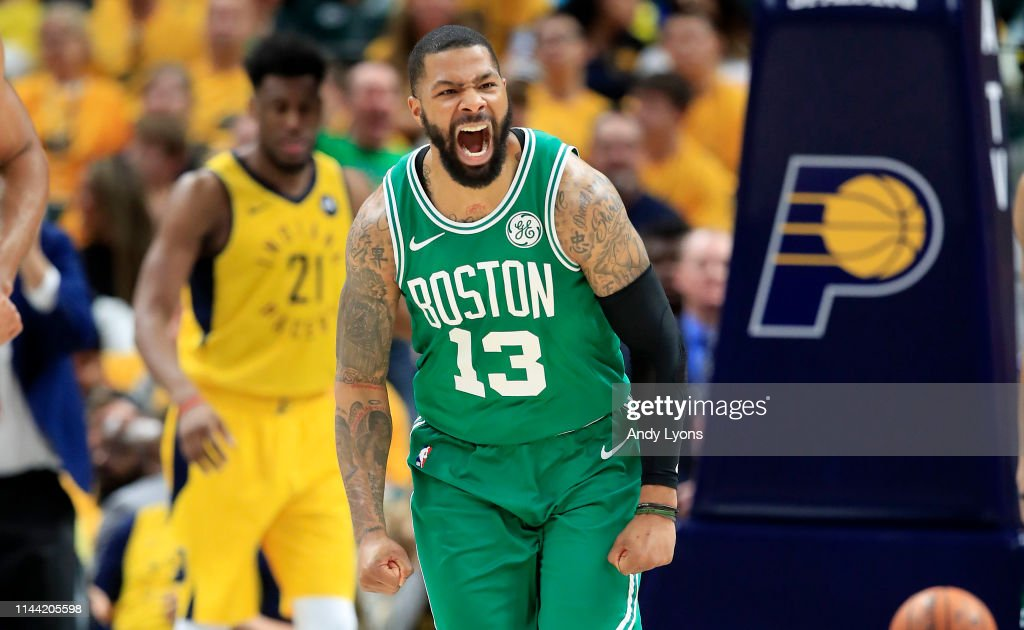 Boston Celtics v Indiana Pacers - Game Four : News Photo