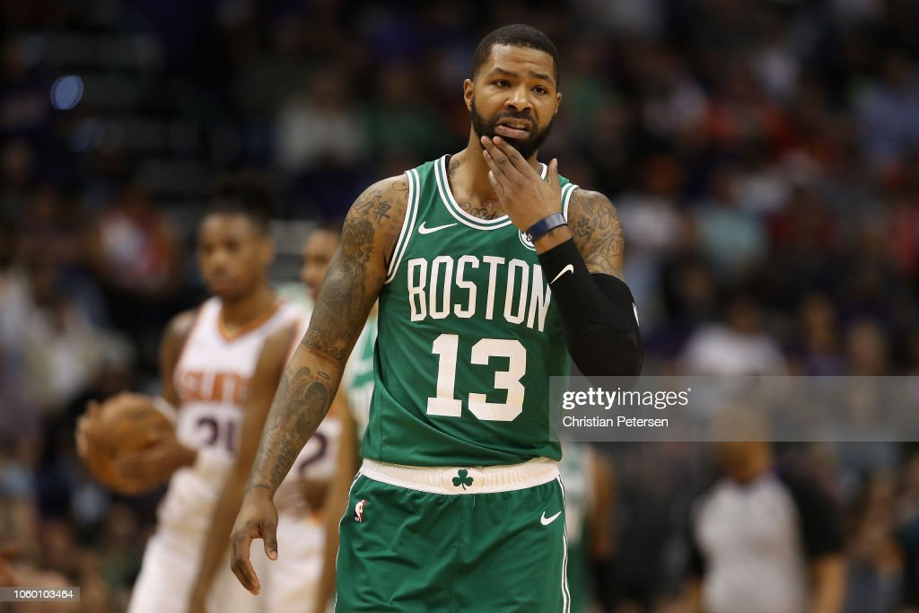 Boston Celtics v Phoenix Suns : News Photo