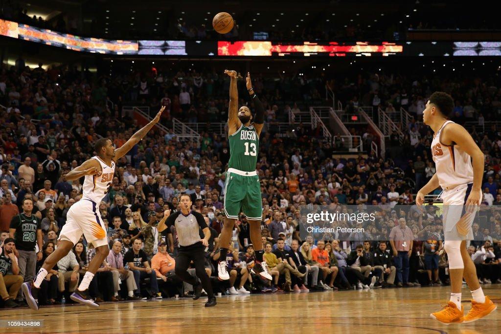 Boston Celtics v Phoenix Suns : News Photo