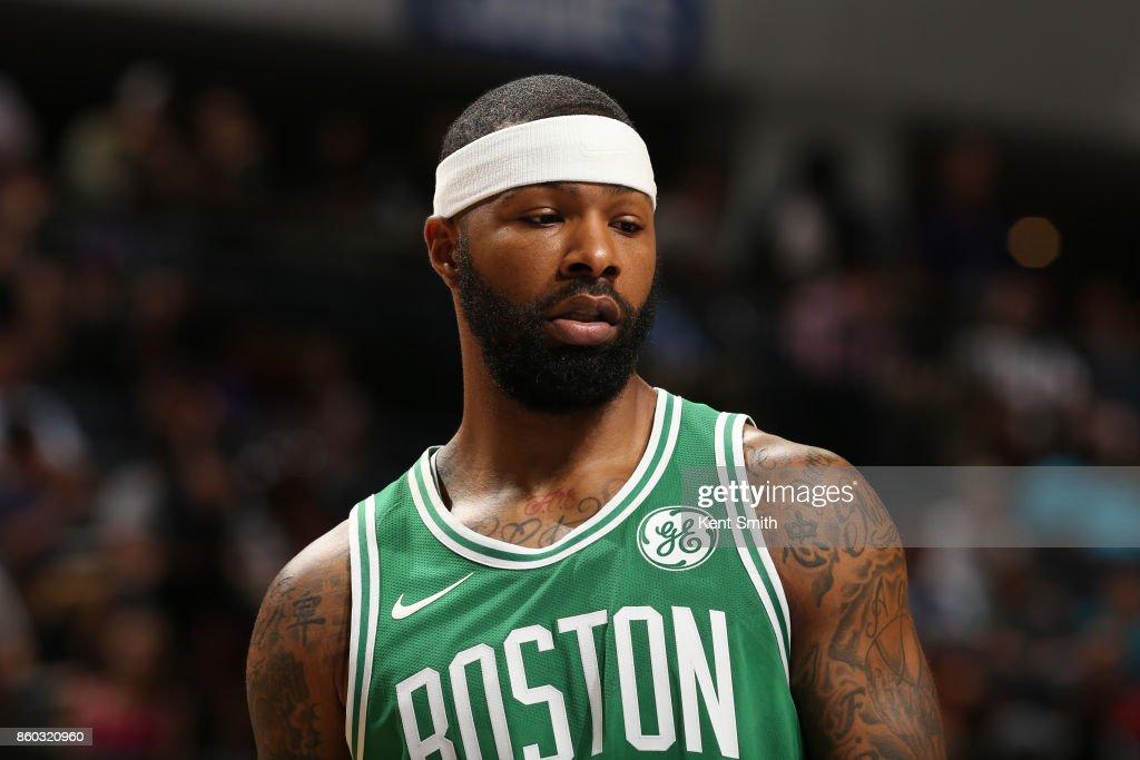 Boston Celtics v Charlotte Hornets : News Photo