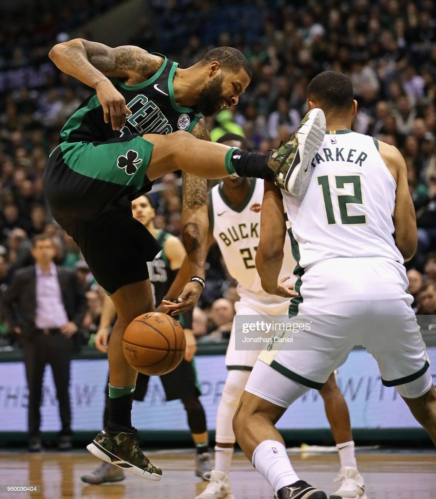 Boston Celtics v Milwaukee Bucks - Game Four : News Photo
