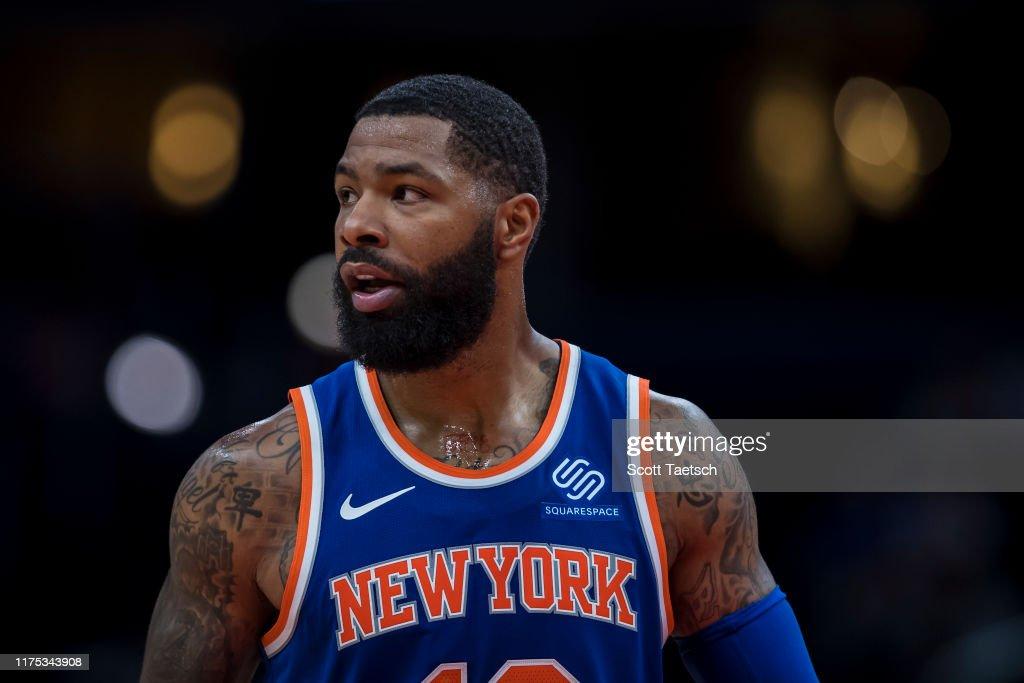 New York Knicks v Washington Wizards : News Photo