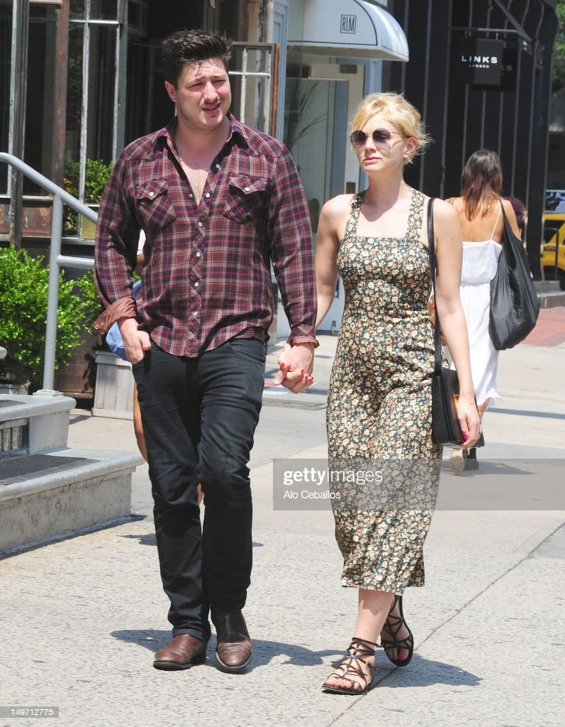 Celebrity Sightings In New York City - August 2, 2012