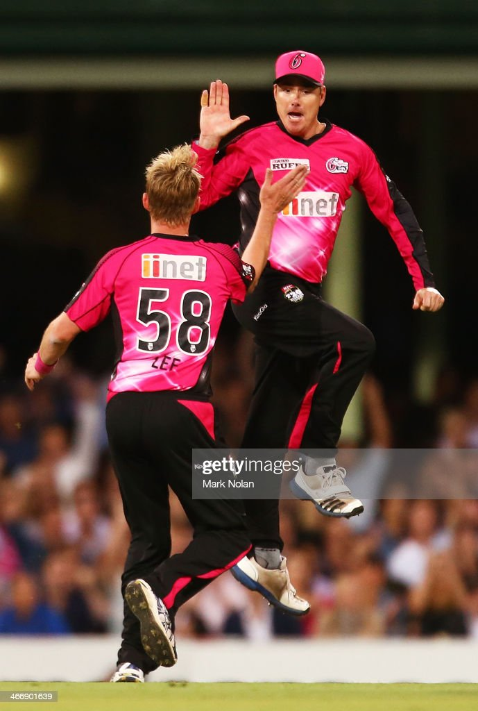 Big Bash League - Semi Final: Sixers v Scorchers