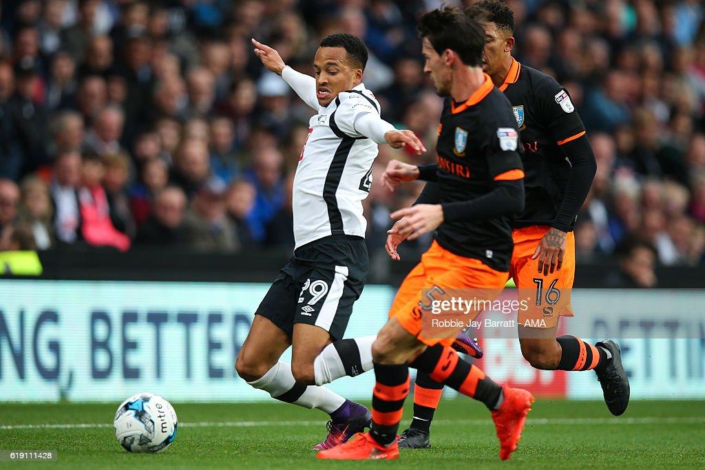 Derby County v Sheffield Wednesday - Sky Bet Championship
