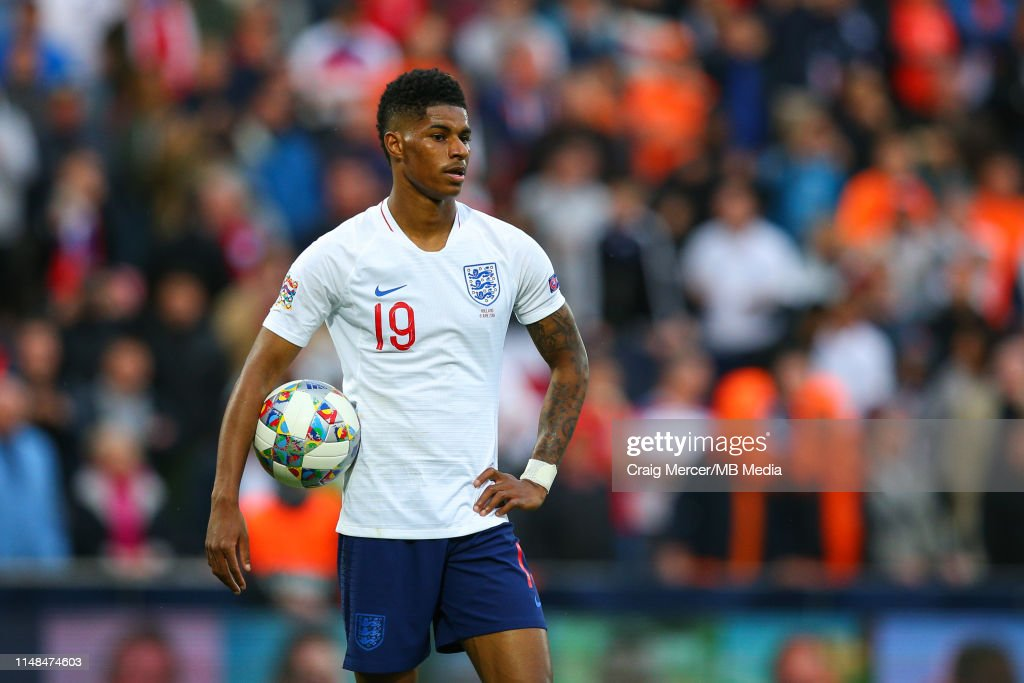 Netherlands v England - UEFA Nations League Semi-Final : News Photo