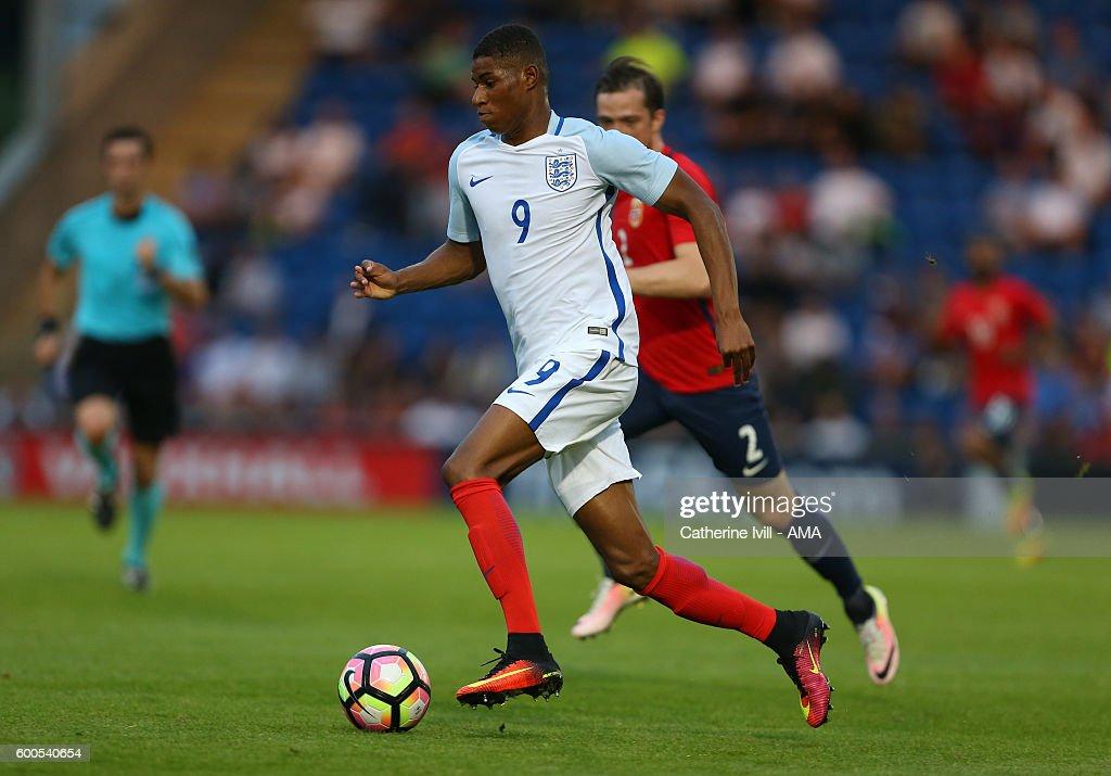 England U21 V Norway U21 - European Under 21 Qualifier : News Photo
