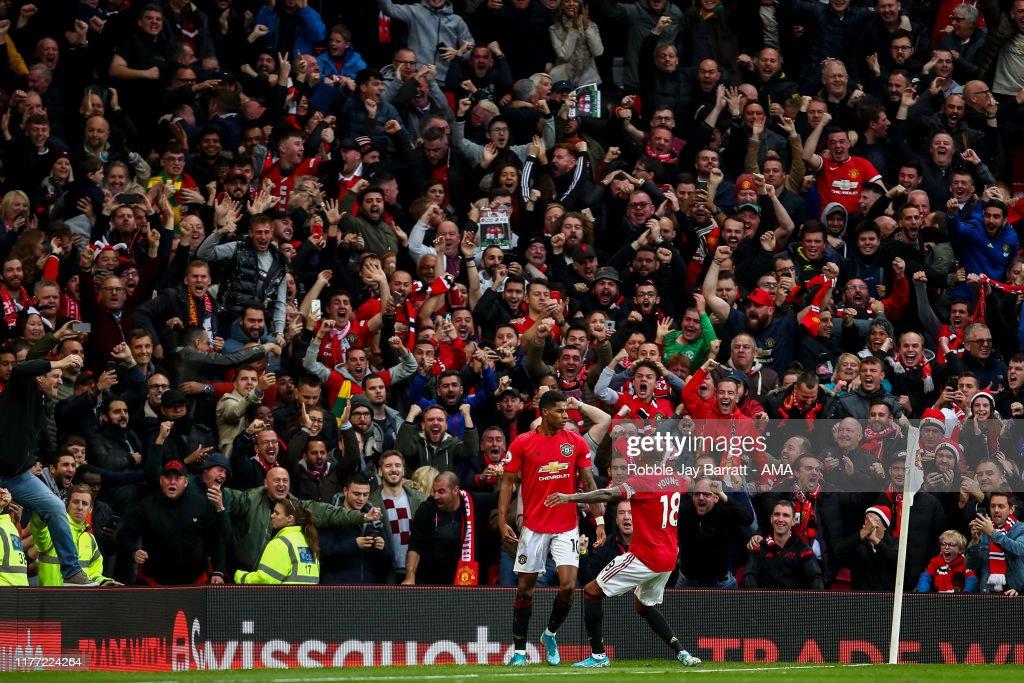 Manchester United v Liverpool FC - Premier League : ニュース写真