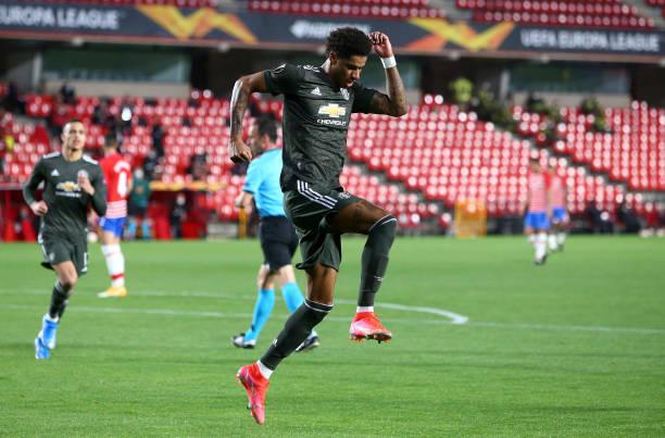 ESP: Granada CF v Manchester United - UEFA Europa League Quarter Final: Leg One