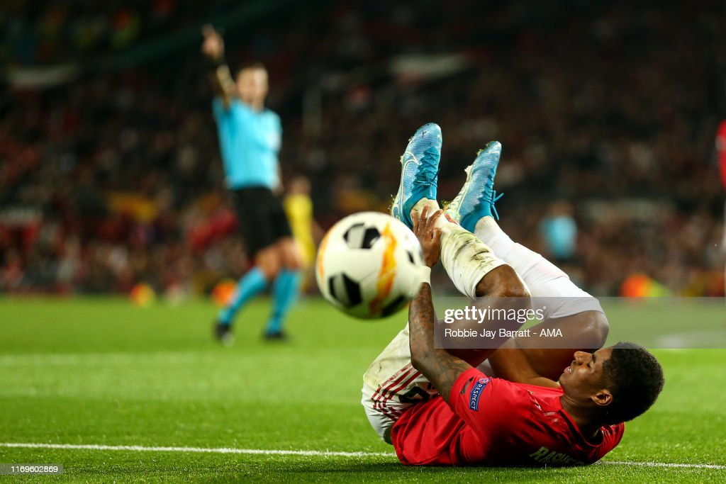 Manchester United v FK Astana: Group L - UEFA Europa League : Nieuwsfoto's