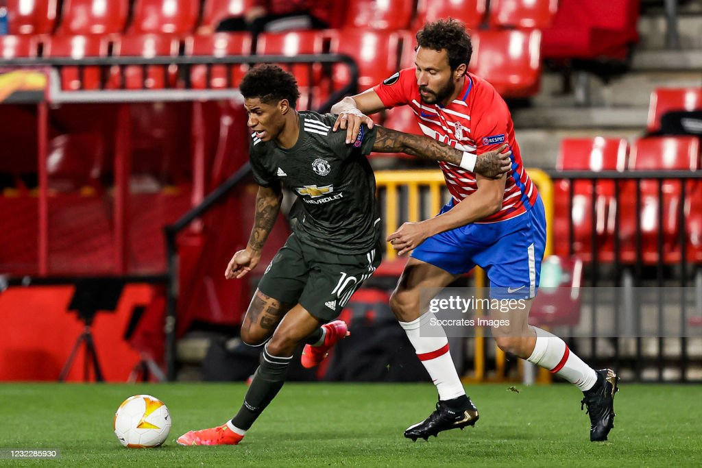 Granada v Manchester United - UEFA Europa League : News Photo