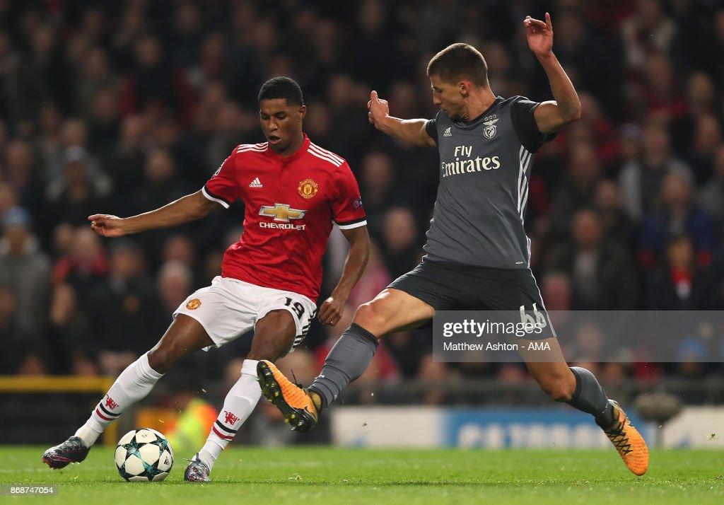 Manchester United v SL Benfica - UEFA Champions League : News Photo