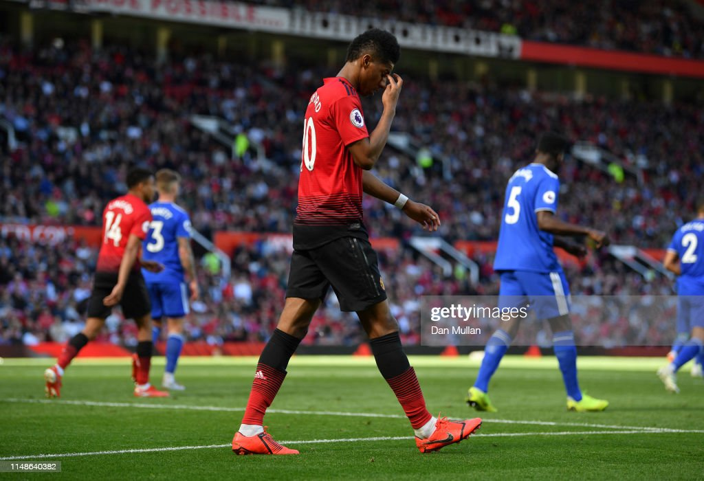Manchester United v Cardiff City - Premier League : News Photo