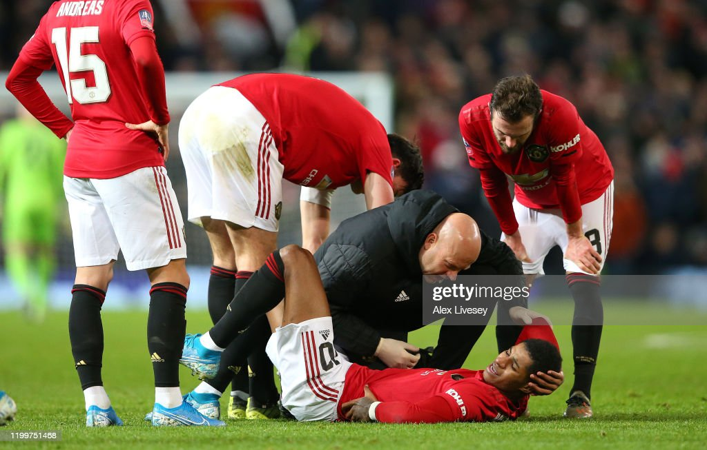 Manchester United v Wolverhampton Wanderers - FA Cup Third Round: Replay : ニュース写真