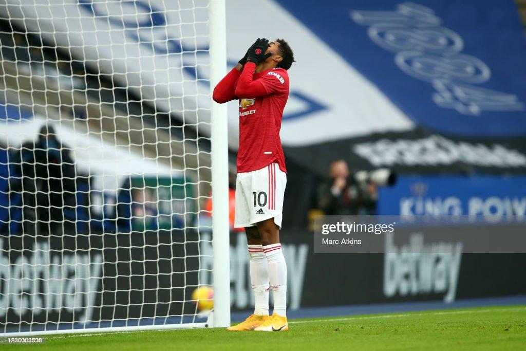 Leicester City v Manchester United - Premier League : ニュース写真