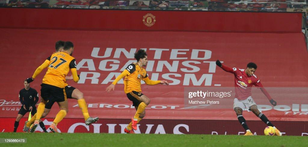 Manchester United v Wolverhampton Wanderers - Premier League : ニュース写真