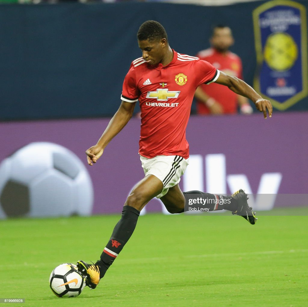 International Champions Cup 2017 - Manchester United v Manchester City : News Photo