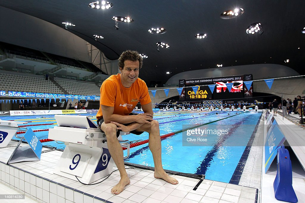 British Gas Swimming Championships - LOCOG Test Event for London 2012: Previews