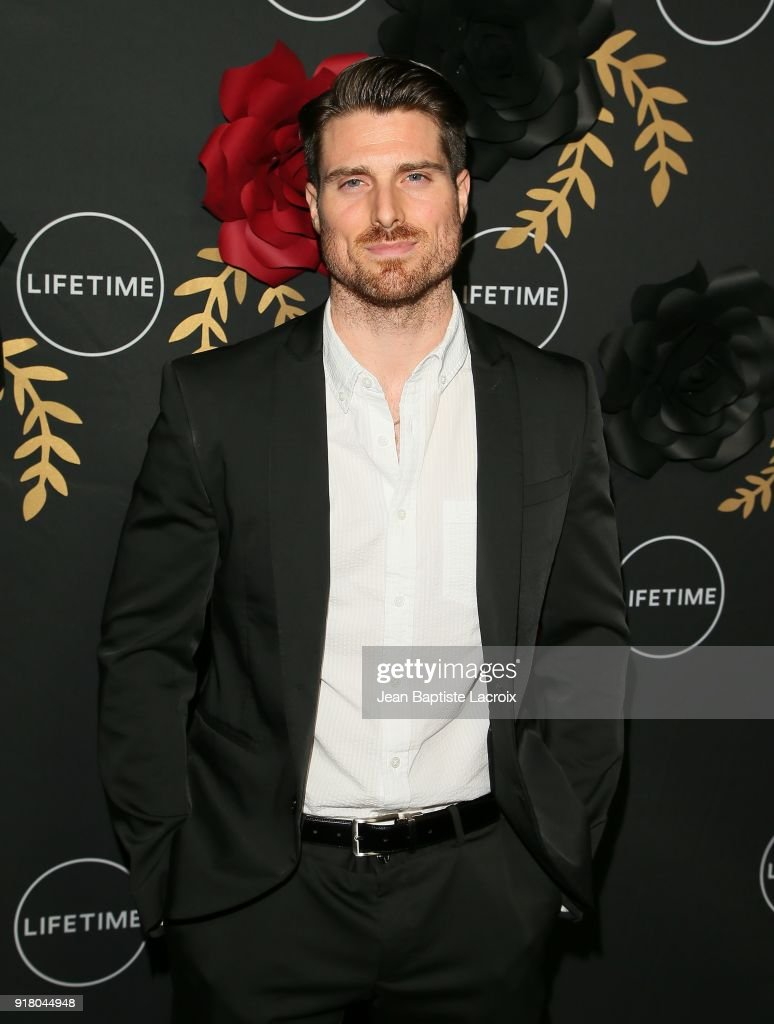 Marcus Rosner attends the Lifetime hosts Anti-Valentine's Bash for Premieres of 'UnREAL' and 'Mary Kills People' on February 13, 2018 in West Hollywood, California.