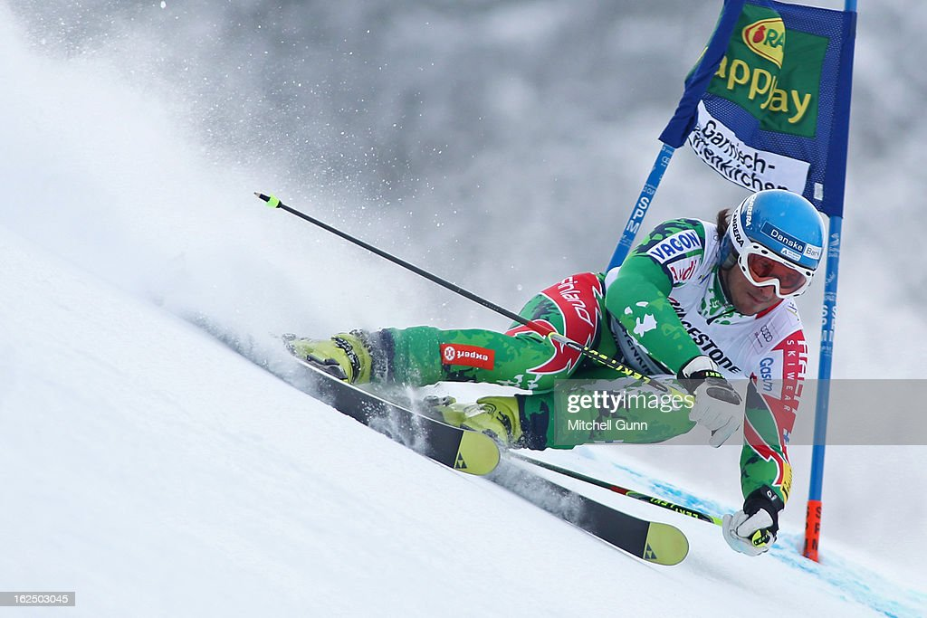 Alpine FIS Ski World Cup - Men's Giant Slalom : News Photo