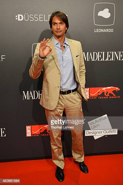 Marcus schenkenberg pictures and photos getty images marcus schenkenberg attends the leonardo at new faces award fashion after show party 2014 on july thecheapjerseys Image collections