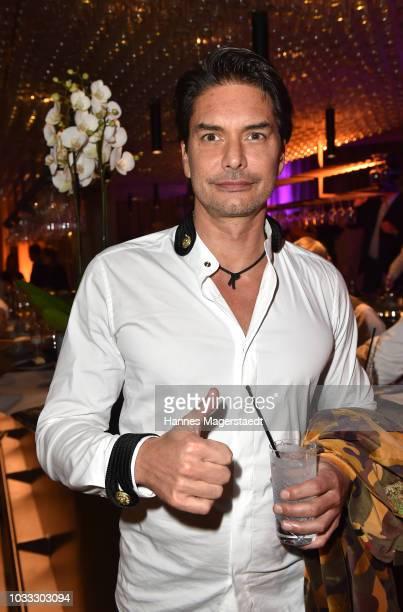 Marcus Schenkenberg during the PIXX Lounge Munich at Steigenberger Hotel on September 14 2018 in Munich Germany