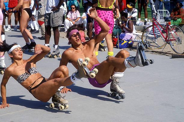 Marcus schenkenberg rollerskating in venice beach photos and images marcus schenkenberg rollerskating in venice beach thecheapjerseys Image collections