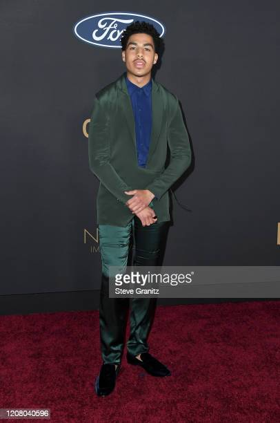 Marcus Scribner attends the 51st NAACP Image Awards, Presented by BET, at Pasadena Civic Auditorium on February 22, 2020 in Pasadena, California.