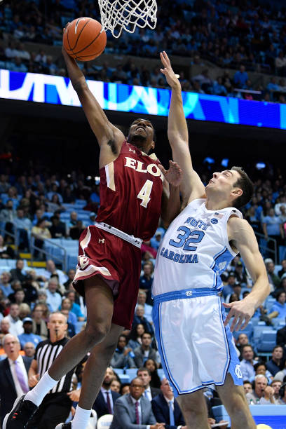 NC: Elon v North Carolina