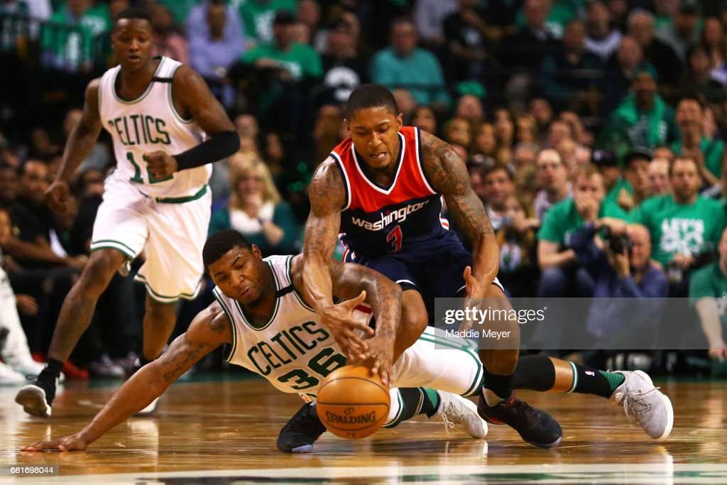 Washington Wizards v Boston Celtics - Game Five